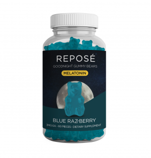 Best Melatonin Gummies for Adults | Reposé Goodnight Gummy Bears