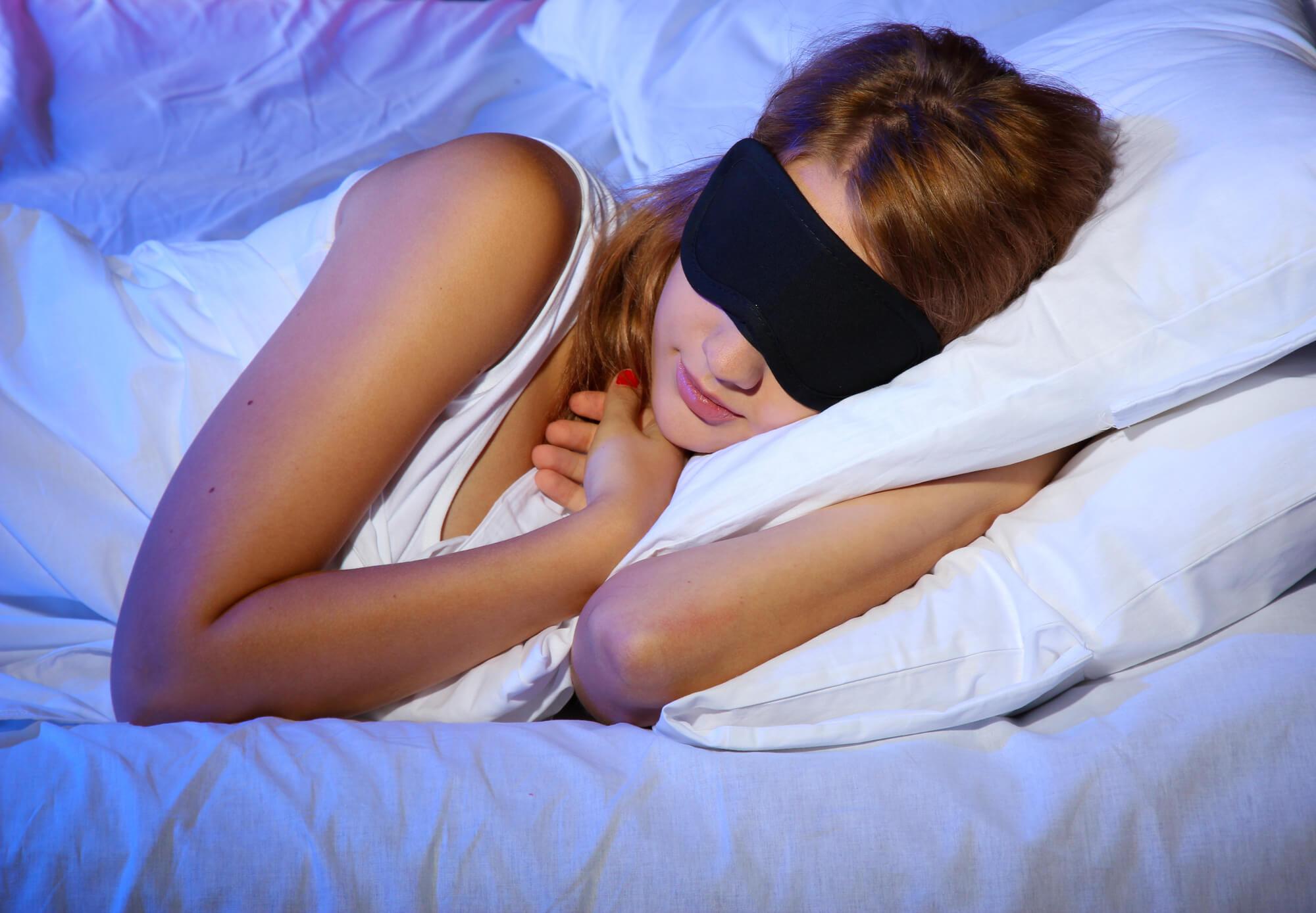 eye mask for tired eyes