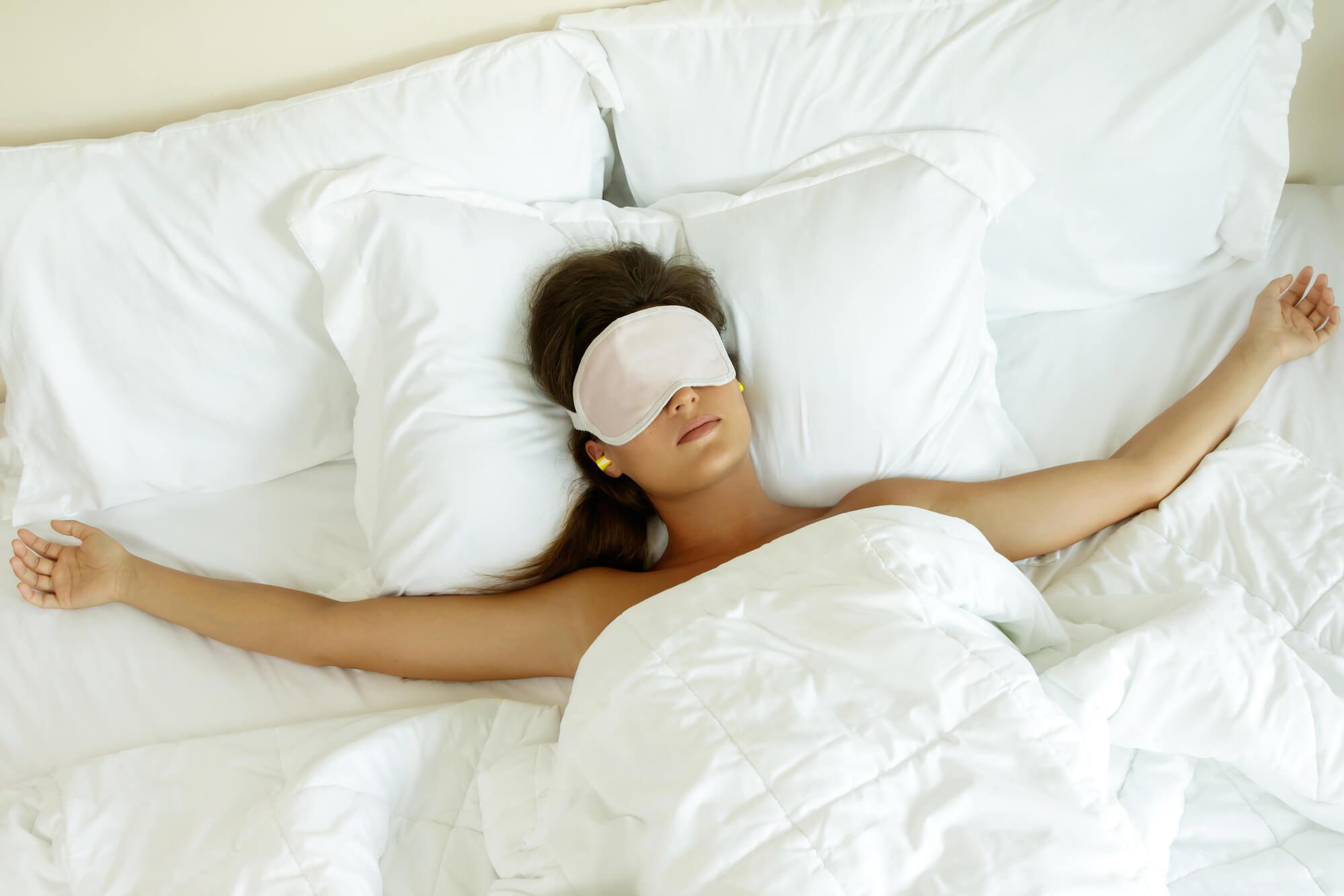 warming eye mask
