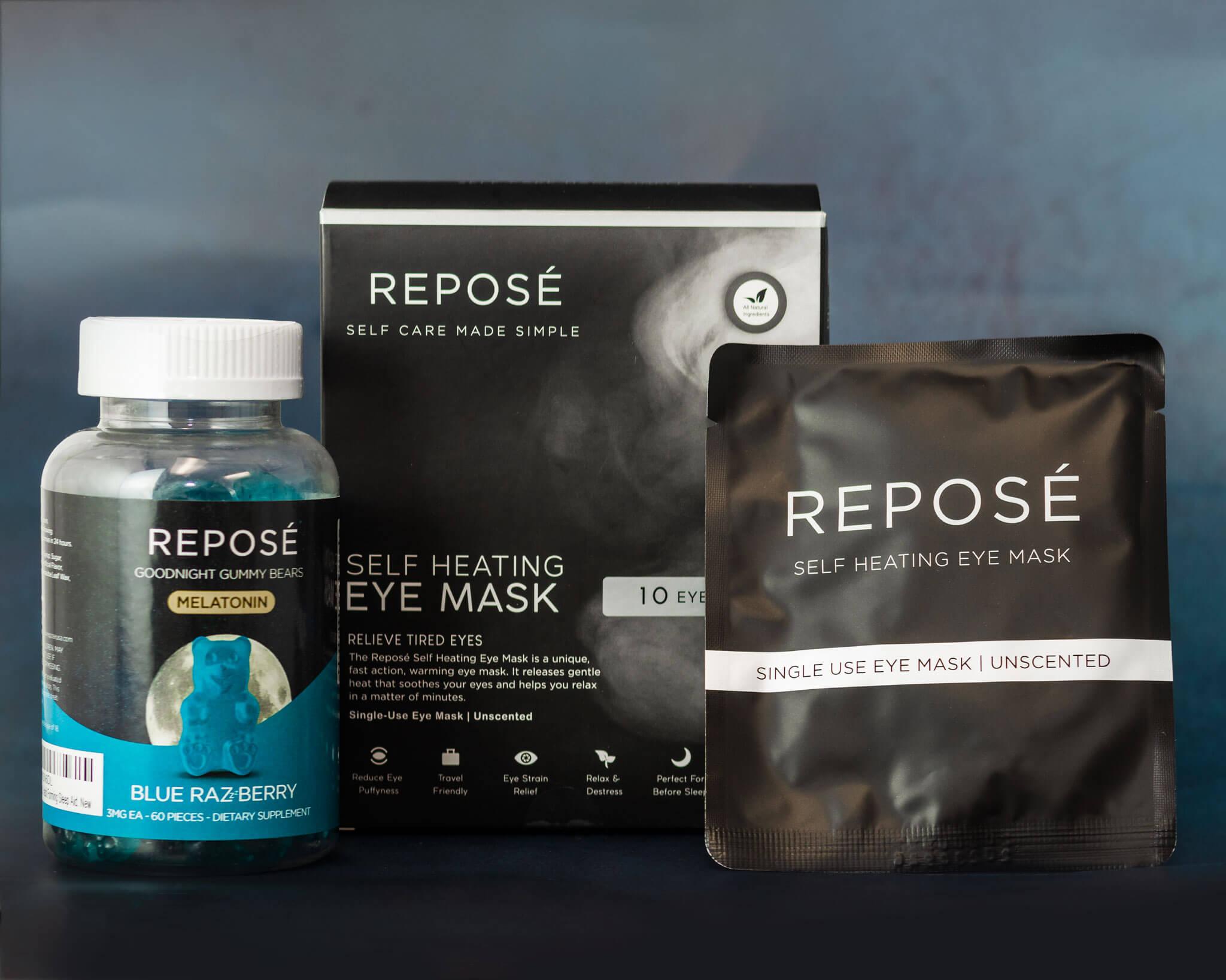 eye mask for eye fatigue